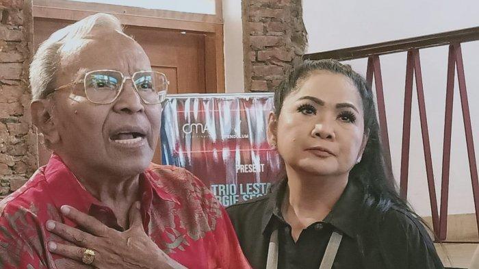 Kisah Lucu Vina Panduwinata dan Bob Tutupoly Diajak Selfie Fans, Terlanjur Senang, Ternyata . . .