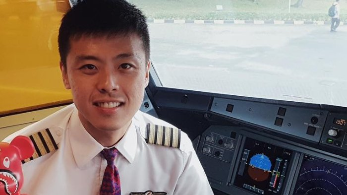 Vincent Raditya Ulas Laporan KNKT soal Sriwijaya Air SJ 182, Captain Afwan Miliki Lisensi Tertinggi