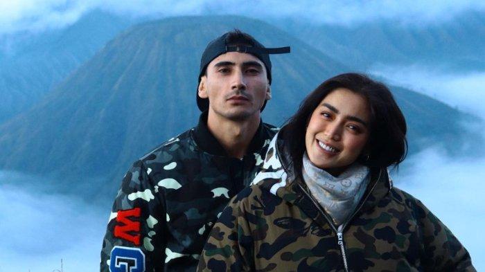 Vincent Verhaag dan Jessica Iskandar  new bu