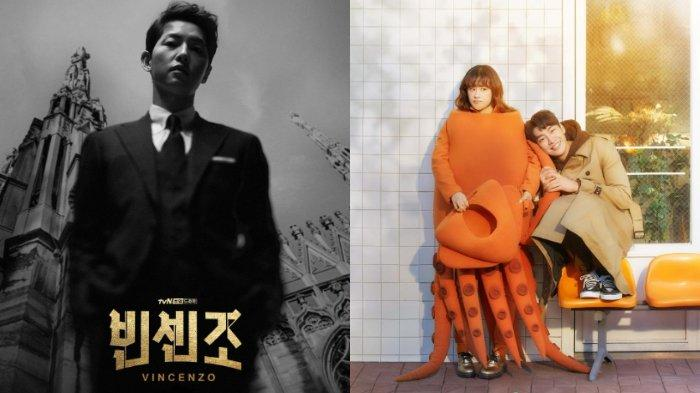 Drama Korea yang Tayang Februari 2021, Vincenzo yang Dibintangi Song Joong Ki Rilis 20 Februari