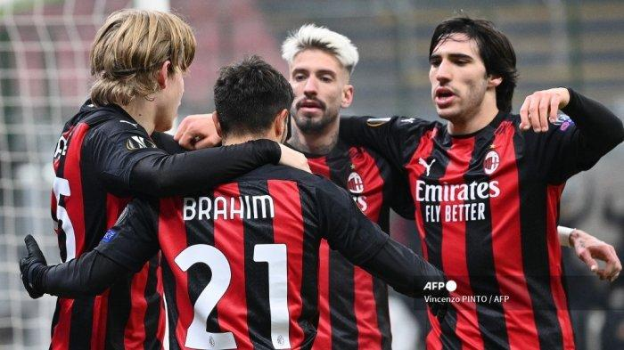 AC Milan vs Lazio Liga Italia - Prediksi Skor, Prakiraan Line-up dan Link Live Streaming RCTI
