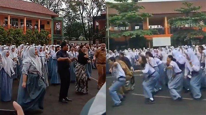 Viral Anak-anak SMA Flashmob Diiringi Lagu Fortune Cookie AKB48, Ada Cerita Perpisahan Dibaliknya