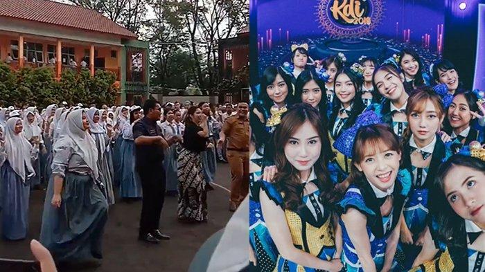 Viral Anak SMA Flashmob Diiringi Lagu Fortune Cookies, Fans JKT48 Sebut sebagai Obat Rindu