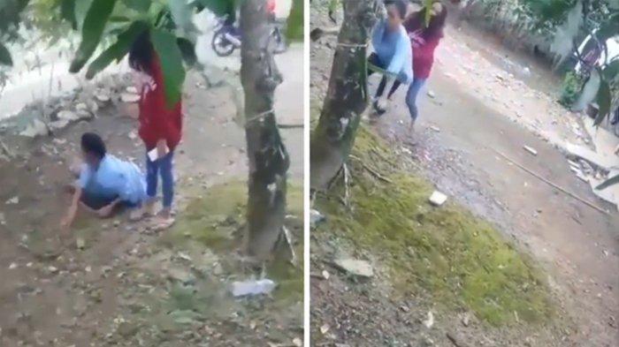 Viral Video Anak di Wonogiri Dorong Orang Tua hingga Terjatuh, Kades dan Polisi Turun Tangan