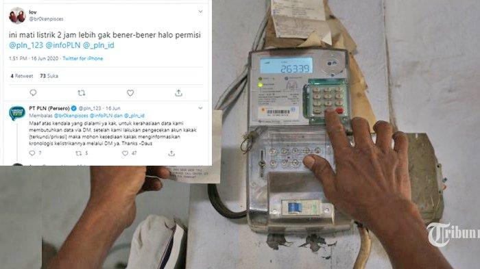 Viral Cuitan Komplain ke PLN Dikira Ada Pemadaman, Ternyata Ibu Kos Lupa Isi Token Listrik
