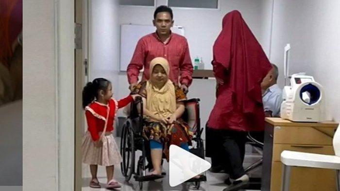 Viral Demi Rawat Istri yang Kanker Otak 4 Tahun, Suami Rela Resign Kerja dan Urus 3 Anak Mereka