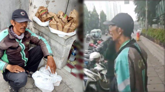 Viral driver ojek online kehilangan motor. Sebelumnya driver ojol tersebut menerima orderan fiktif senilai Rp 600 Ribu.
