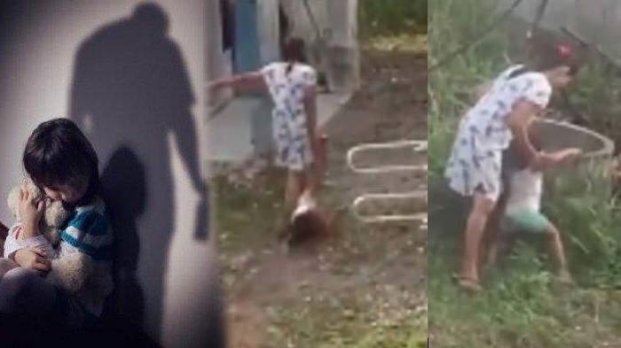 Viral Video Seorang Ibu Tega Seret Anaknya yang Masih Balita, Berikut Tanggapan Psikolog