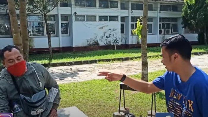 Viral video yang memperlihatkan Kasatreskrim Polres Lombok Tengah AKP Priyo Suhartono menolak laporan seorang anak asal Lombok Tengah berinisial M (40) ingin memenjarakan ibu kandungnya, K (60).