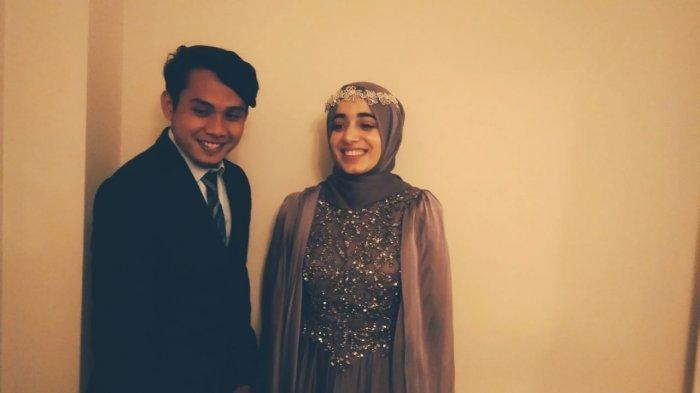 Viral kisah cinta pria Jambi terbang ke Turki untuk melamar sang kekasih, Muhammad Mutawally Assidiqi dengan kekasihnya, Edanur
