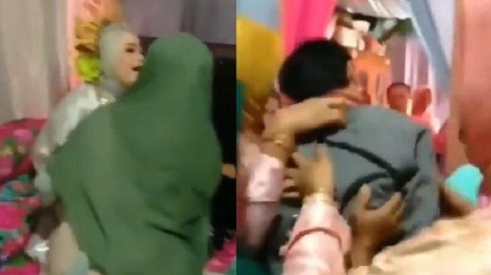 Tak Rela Pacarnya Dinikahi Orang Lain, Pemuda di Mamasa Terobos Kamar Rias Pengantin