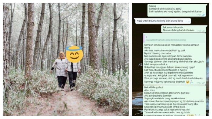 Kisah Sedih Wanita Di Malang Menikah Hanya 12 Hari Cerita Lengkap Hingga Tanggapan Psikolog Halaman All Tribunnews Com