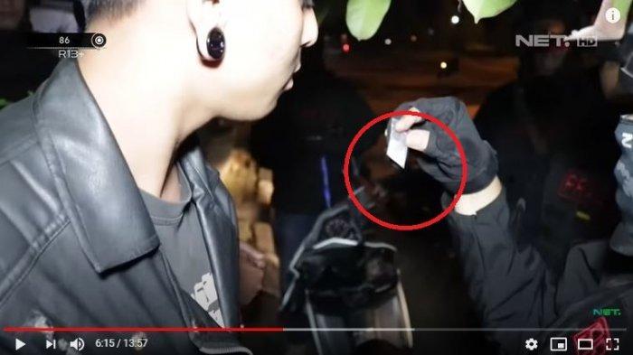 Viral Pemuda Tertangkap Kantongi Serbuk Mirip Sabu Ternyata Garam, Polisi: Kamu Coba Nipu Kita?