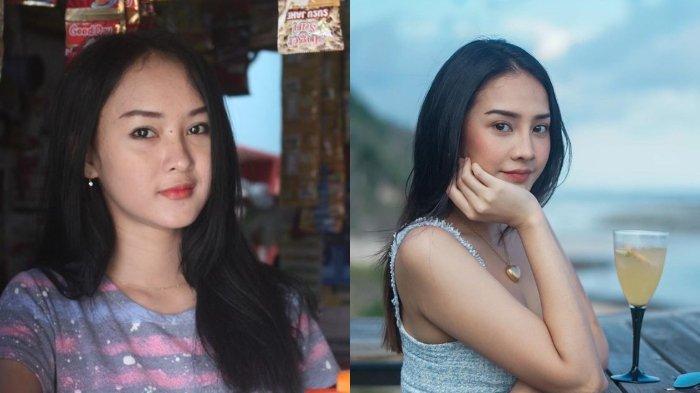 Viral Gadis Penjaga Warung Kopi Asal Cianjur Mirip Anya Geraldine, Ini Sosok dan Foto-fotonya