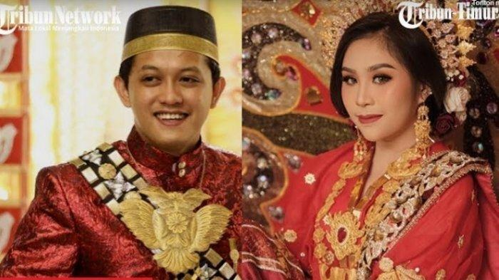 Viral pernikahan Omar Muhammad Sahar dengan Aqila Nadya. Tamu dihibur Krisdayanti di Hotel Claro Makassar