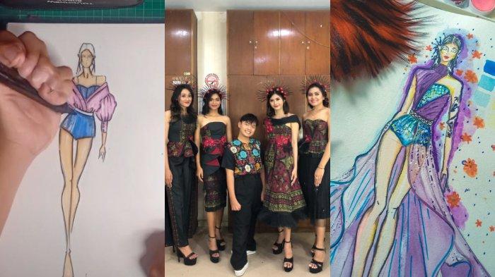 Viral sosok inspiratif pria penyandang disabilitas asal Bali, I Gusti Krisna Adi mahir mendesain hingga menjahit gaun, berikut kisahnya.