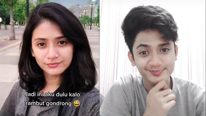 Viral Pria Gondrong di TikTok, Rela 1,5 Tahun Panjangkan Rambut dan Creambath dengan Lidah Buaya