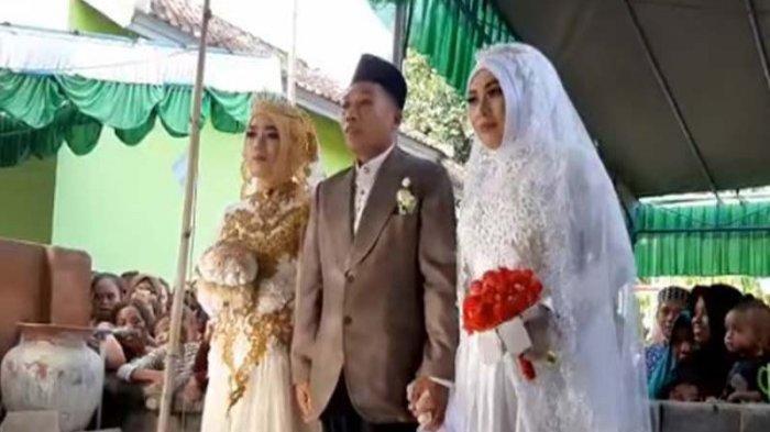 Pria di Lombok Nikahi 2 Wanita Sekaligus, Istri Masih Punya Hubungan Kerabat