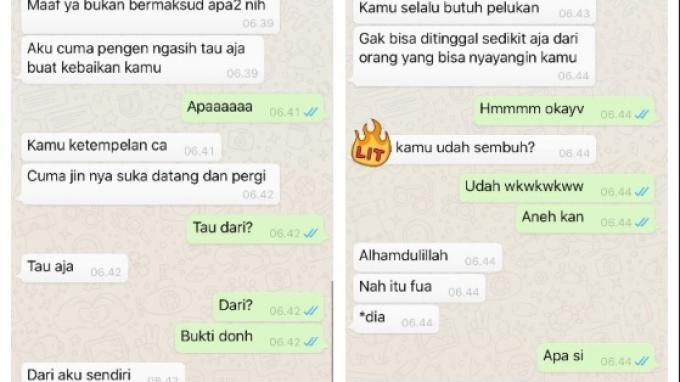 Viral Chat Mantan Ungkap Alasan Aneh Putus Si Cewek Sampai Tak Percaya Halaman 2 Tribunnews Com