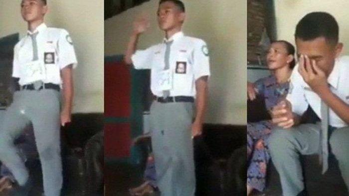 Usai Videonya Viral, Siswa Gagal Jadi Paskibra karena Anak Pejabat Beri Klarifikasi: Hanya Cadangan