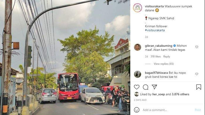 VIRAL Sopir Bus Batik Solo Trans Ugal-ugalan, Dapat SP, Terancam Dipecat Jika Berbuat Salah Lagi
