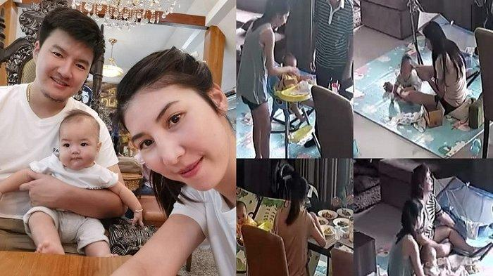 Viral temuan suami setelah pasang CCTV
