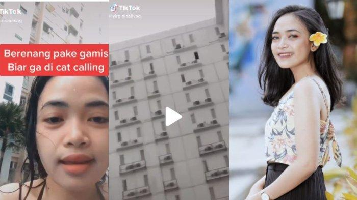 Viral TikTok, Kisah Perempuan Alami Catcalling saat Berenang oleh Sejumlah  Pria Tak Dikenal - Tribunnews.com Mobile