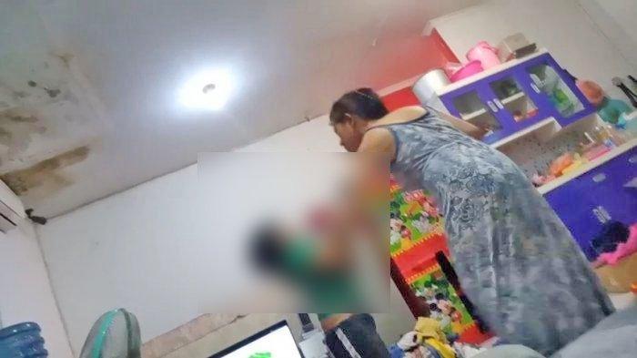 Viral Video Ibu di Bogor Siksa Anak, Korban Masih 5 Tahun, Pelaku Pernah Dipasung, Ini Kata Polisi