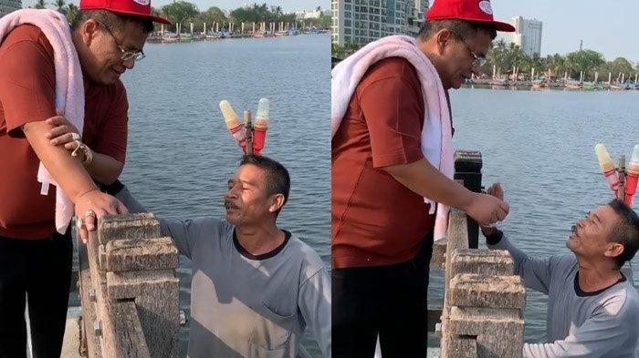Bertemu Nelayan dengan Penghasilan Rp 30 Ribu, Hotman Paris Hendak Beri Uang tapi Ditolak