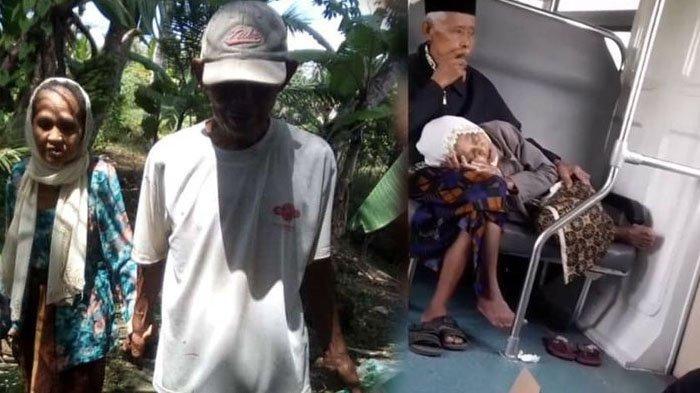 Video Viral Nenek Tidur di Pangkuan Kakek di saat Naik Prameks, Nikah 57 Tahun, Fakta Lain Terungkap