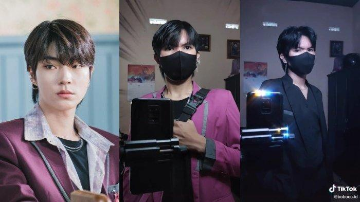 Setelah Viral Cosplay Tokoh 'Han Seojun', Konten Kreator asal Tulungagung Ini Kebanjiran Rezeki