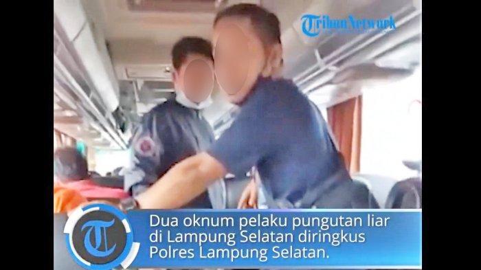 VIRAL Video Pungli di Pelabuhan Bakauheni, Oknum PNS Minta Rp100 Ribu ke Warga agar Lolos Penyekatan