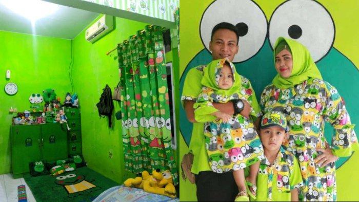 POPULER REGIONAL Video Viral Rumah Bertema Kartun Keroppi   Pasien Covid-19 Dikeroyok Warga