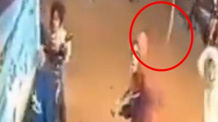 Viral Video Gangster Serang Warga di Bekasi, Ada yang Bawa Celurit 1 Meter, Polisi Ciduk 5 Orang