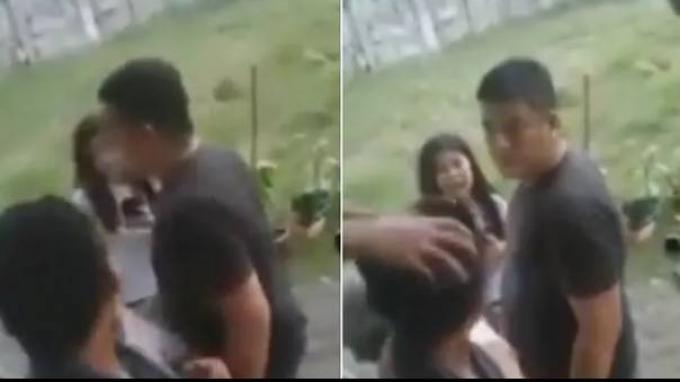 Viral Video Polisi Filipina Tembak Mati Ibu dan Anaknya
