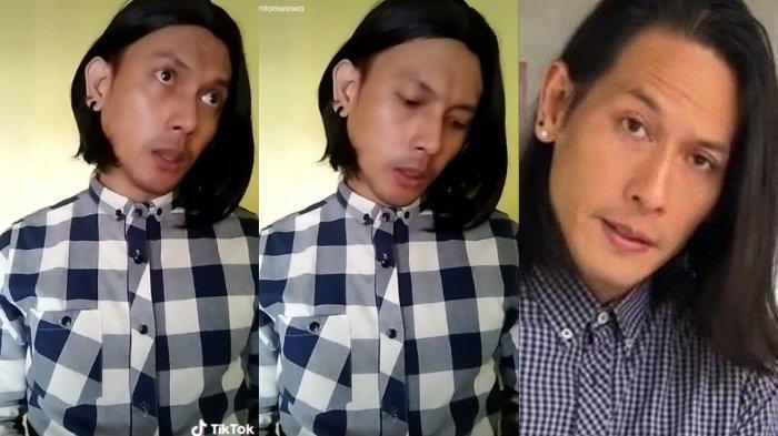Viral di media sosial, video seorang pria berdandan mirip ala Chef Juna, akui suka membuat konten parodi.