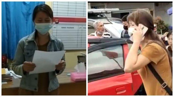 Video Wanita di Sintang Pura-pura Dirampok, Ternyata Gondol Rp400 Juta Milik Teman untuk Judi Online