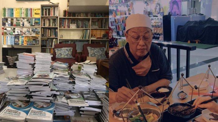 VIRAL Kisah Wanita Bagi-bagi Buku Gratis Karya Almarhum Ayahnya: Ayah Sangat Mementingkan Pendidikan