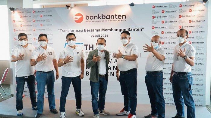 Fokus Digitalisasi, Bank Banten Dorong Transformasi Perusahaan