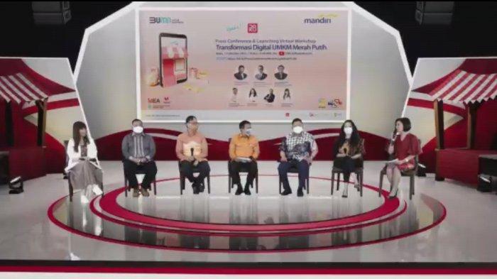 Bank Mandiri dan Yokke Siapkan Platform Integratif untuk Genjot Digitalisasi UMKM