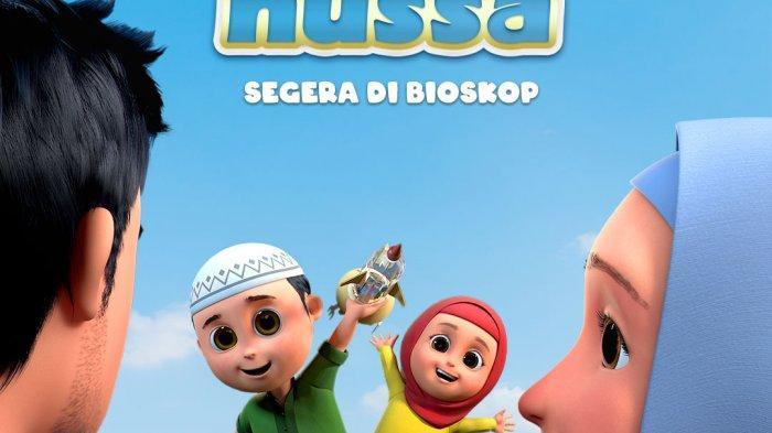 Visinema Pictures Rilis Poster Terbaru Film Nussa, Tampak Karakter Abba