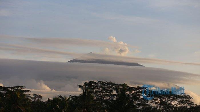 Erupsi Lagi, Gunung Agung Kini Berstatusnya Siaga