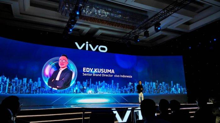 vivo Masuk Jajaran 'Top 5 Smartphone Brand in The World'