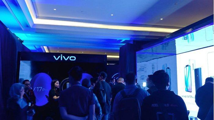 Sesaat Lagi, V17 Pro Grand Launch Segera Dimulai