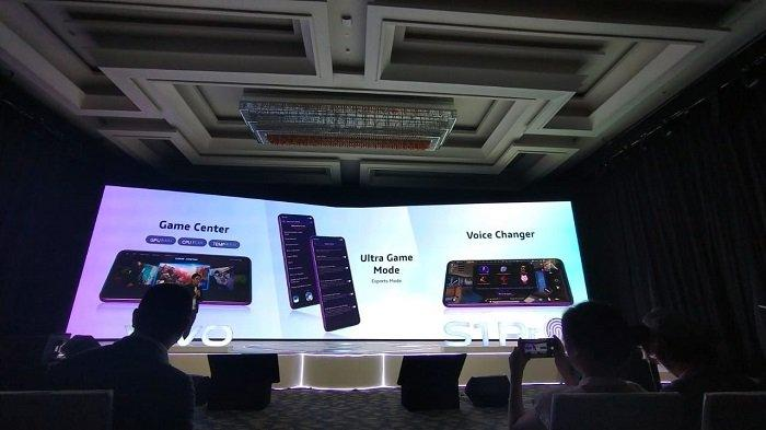 vivo S1 Pro Siap Manjakan Pecinta Mobile Game