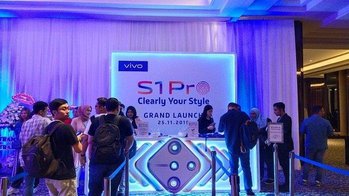 Siap-Siap, vivo S1 Pro Grand Launch Segera Dimulai!