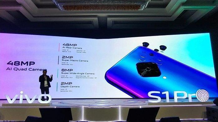 Kamera Belakang vivo S1 Pro Dilengkapi Empat Fitur Unggulan
