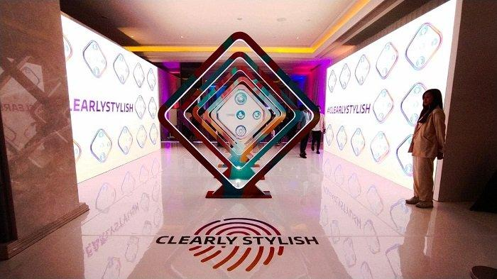 Booth dan Diorama di Experience Zone vivo S1 Pro Grand Launch
