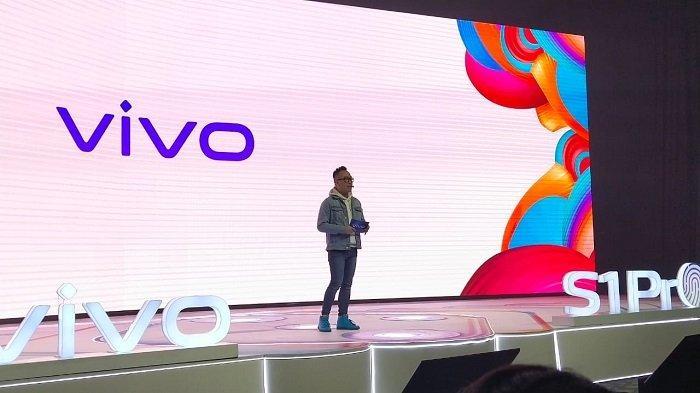 Perilisan Vivo S1 Pro (Tribunnews.com/Firda Fitri Yanda)