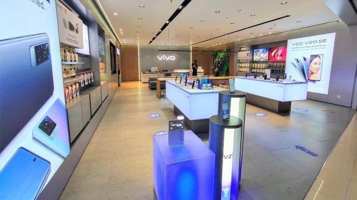 Vivo Experience and Service Store __